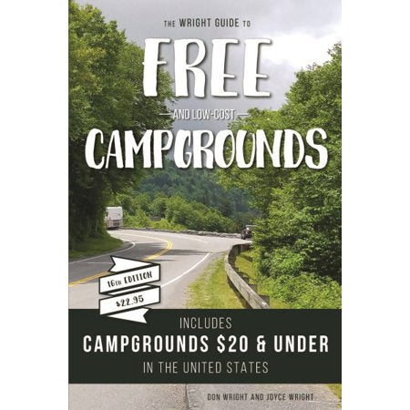 Camping America's Guide to Free & Low-Cost Campgrounds