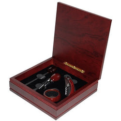 Collector 4 Piece Cherry Accessory Set by True - ONLINE CELLAR DOOR