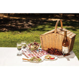 Piccadilly Picnic Basket - ONLINE CELLAR DOOR