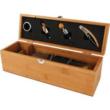 Bottle Box: Bamboo Gift Set - ONLINE CELLAR DOOR