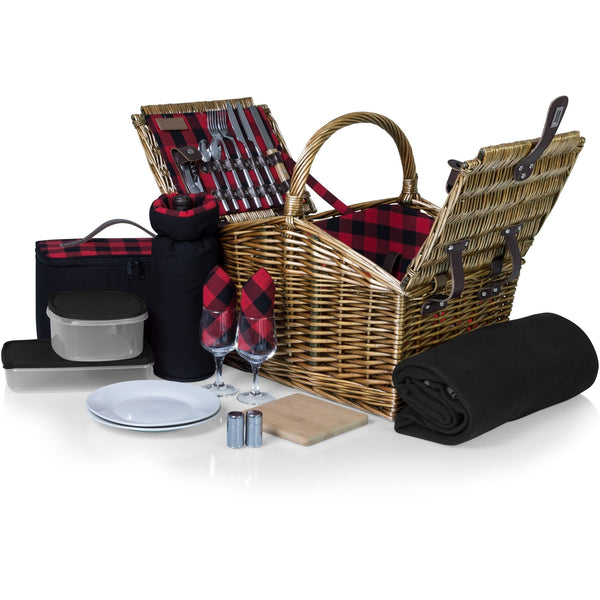 Somerset - Red/Black Buffalo Plaid - ONLINE CELLAR DOOR