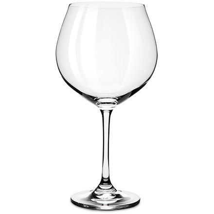 18oz Burgundy Glasses (set of 4) - ONLINE CELLAR DOOR