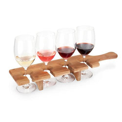 Grove Bamboo Wine Flight - ONLINE CELLAR DOOR