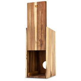 Country Home™ Acacia Wood Boxed Wine Cover by Twine - ONLINE CELLAR DOOR