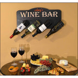 4 Hanging Bottle Signs - Wine Bar - ONLINE CELLAR DOOR