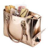 Insulated Wine Tote by Blush - ONLINE CELLAR DOOR