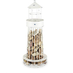Seaside: Lighthouse Cork Holder by Twine - ONLINE CELLAR DOOR