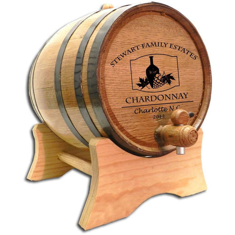 Custom Barrel - Wine Vase - ONLINE CELLAR DOOR