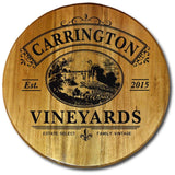 Barrel Head - Vineyards - ONLINE CELLAR DOOR