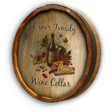 Color Quarter Barrel - Wine Cellar1 - ONLINE CELLAR DOOR