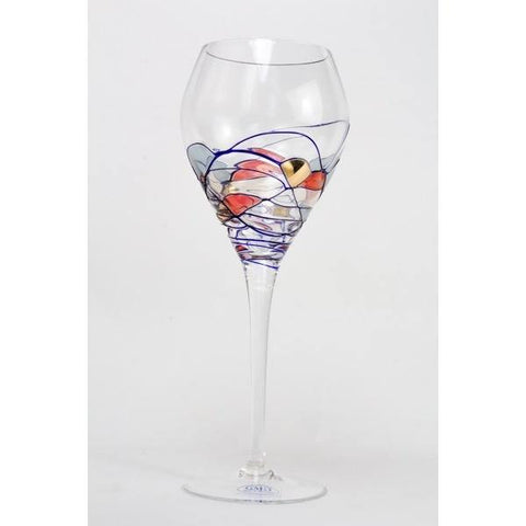 Milano Goblet Stemware (set of 4) - ONLINE CELLAR DOOR