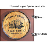 Quarter Barrel w/ Relief - Wine Bar & Bistro - ONLINE CELLAR DOOR