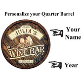 Quarter Barrel w/ Relief - Wine Bar - ONLINE CELLAR DOOR