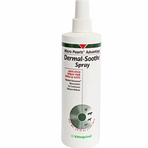 Dermal Soothe Anti-Itch Spray for Dogs & Cats