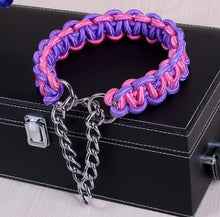 Rope Slip Chain Collar