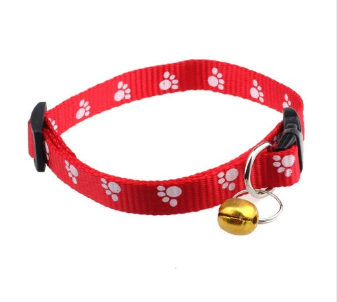PawPrints Puppy/Cat Pet Collar