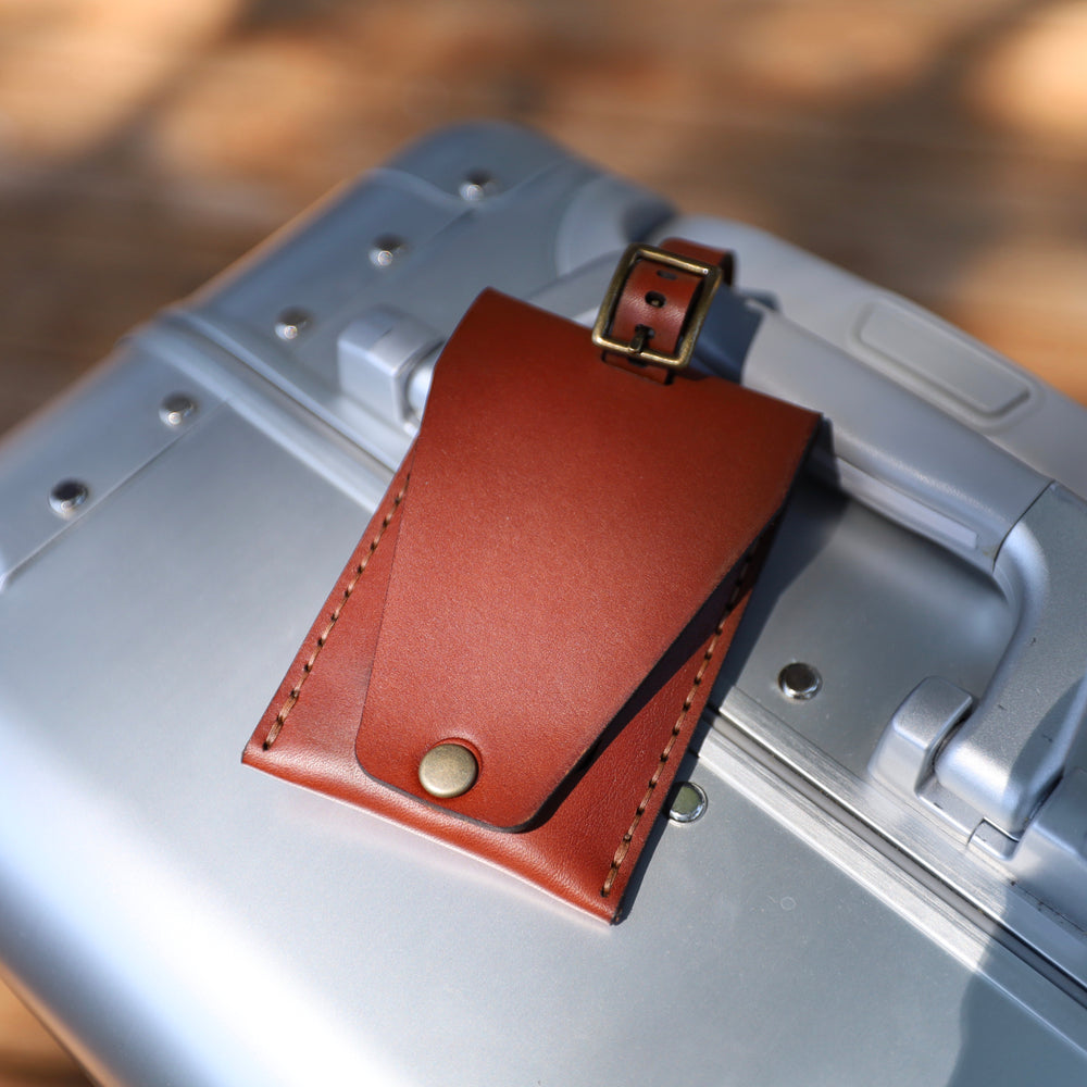 Luggage Tag - For Laser Engravers