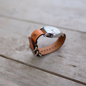 Slip Though Watch Strap Template (20mm)