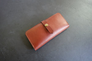 Long Vertical Wallet