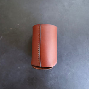 Load image into Gallery viewer, Leather Drink Koozie Holder