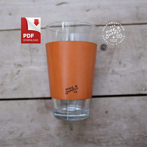 Pint Glass Sleeve