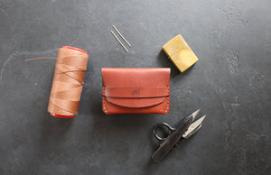 Two Pocket Flap Wallet