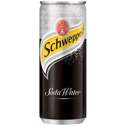 Schweppes Soda Water 320ml