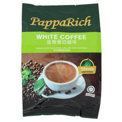 Papparich White Coffee Stevia 12x30g