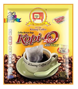 Kluang C/TV Kopi-O 2IN1 W/S 20'Sx23G