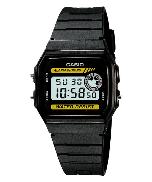 CASIO VINTAGE F-94WA-9D Digital Watch | Square Face 7 Yrs Batt.