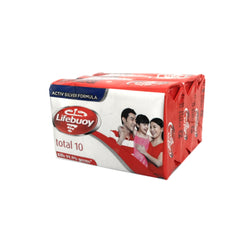 Lifebuoy Bar Total 10 3x80g