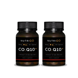 Nutrigo CoQ10 Plus 300mg TwinPack (30 + 30 Vegecap)