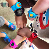 Essential Oil Kid's Wristband (Mosquito Repellent)