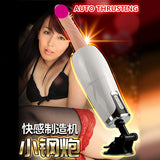 4897964 Free Love Powerful Auto Thrusting Mini Sex Machine For Female Sex Play 强力小钢炮