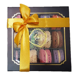 Assorted Box of 12 Macarons