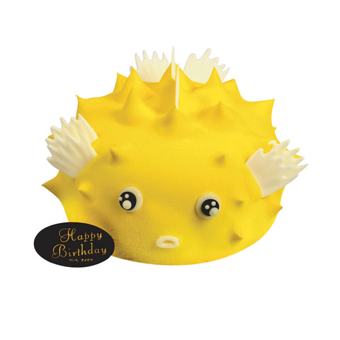 [3 Day Pre-Order] 胖胖魚 Puffer Fish