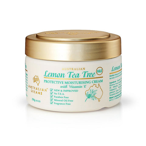MK II Australian Lemon Tea Tree Cream 250g