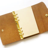 [3-5 Days Pre-Order]  Notebook / Journal - Clutch Design