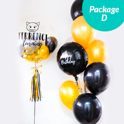 [2 Day Pre-Order] Balloon Package D