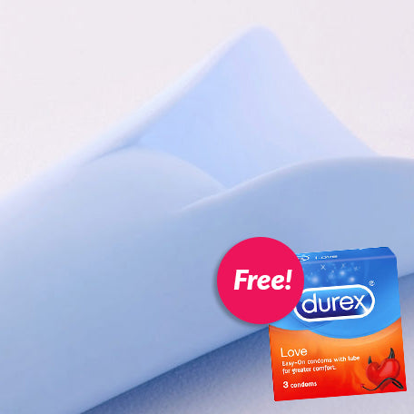 SMILE MAKERS The Frenchman 1's + FREE Durex condoms 3S