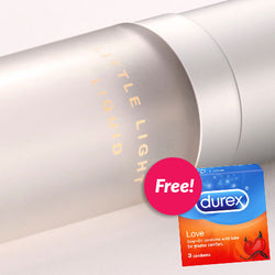 SMILE MAKERS Little Light Liquid 30ml + FREE Durex condoms 3S