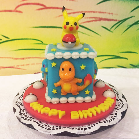 [3 Days Pre Order] Pokemon Jelly Cake