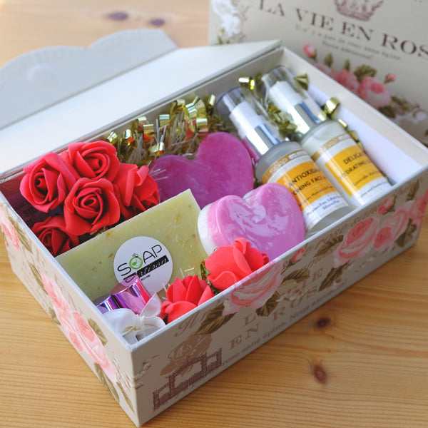 Handmade Personal Care Gift Set A