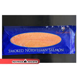Smoked Salmon Slice