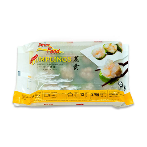 Prawn Flower Dumpling (12 Pcs/Pack)