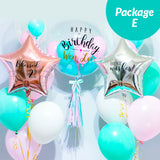 [2 Day Pre-Order] Balloon Package E