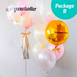 [2 Day Pre-Order] Balloon Package B