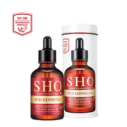 SHO AGING RED GINSENG AMPOULE MASK
