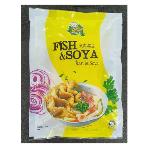 Sifu Fish & Soya (350Gm/Pack)
