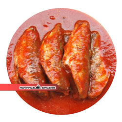 Sardine in Tomato Sauce (425gm/can)